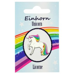 Lapel pin Unicorn