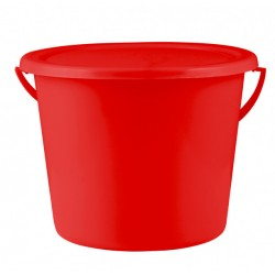 Pfiff Bucket with lid 4 liters