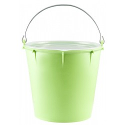 Pfiff Bucket with lid 7 liters