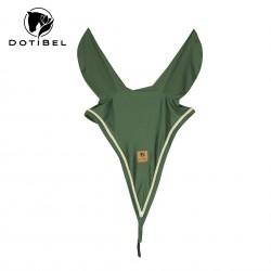 DotiBel long fly veil green