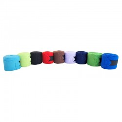 Fleece bandages for mini's